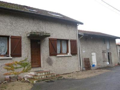 Maison a vendre Sainte-Marie-du-Lac-Nuisement 51290 Marne 5 pièces 94000 euros