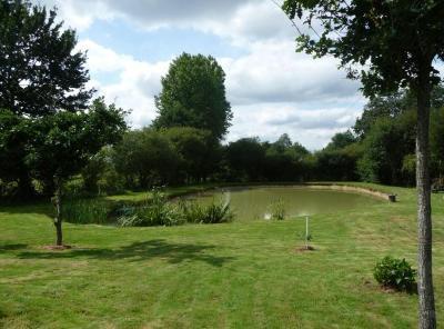 Terrains de loisirs bois etangs a vendre Meillac 35270 Ille-et-Vilaine 2040 m2  29680 euros