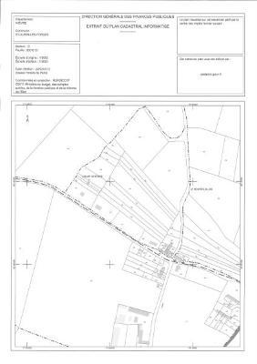 Terrain a batir a vendre Saint-Aubin-les-Forges 58130 Nievre 2047 m2  28614 euros
