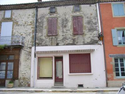 Maison a vendre Bourdeaux 26460 Drome 65 m2 4 pièces 80000 euros