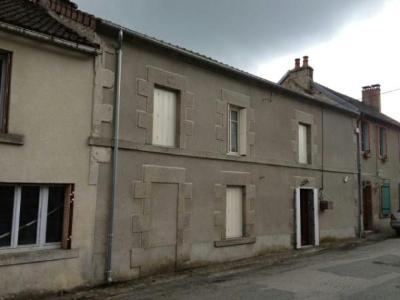Maison a vendre Lépinas 23150 Creuse 110 m2 5 pièces 75000 euros