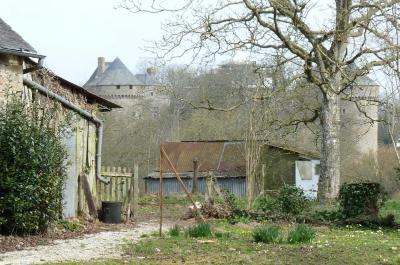 Maison a vendre Lassay-les-Châteaux 53110 Mayenne 101 m2 5 pièces 258871 euros