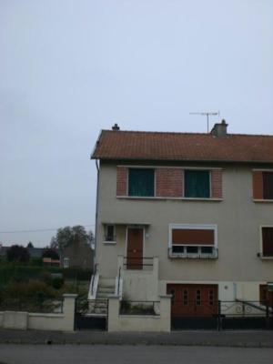Maison a vendre Brouchy 80400 Somme 5 pièces 63172 euros