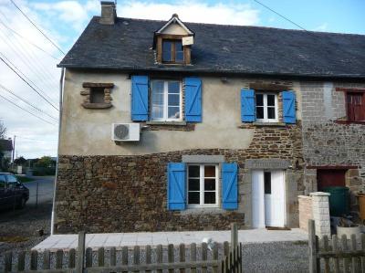 Maison a vendre Plerguer 35540 Ille-et-Vilaine 70 m2 3 pièces 124972 euros