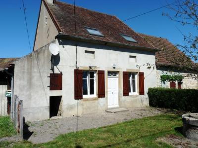Maison a vendre Sully 71360 Saone-et-Loire 7 pièces 135500 euros