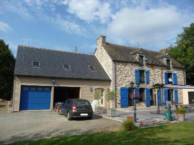 Maison a vendre Saint-Pierre-de-Plesguen 35720 Ille-et-Vilaine 230 m2 7 pièces 403072 euros