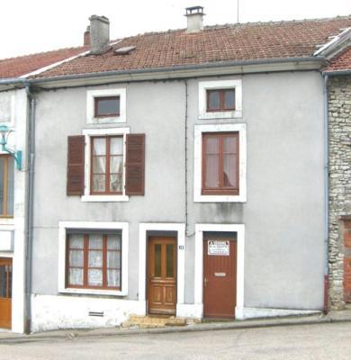 Maison a vendre Gondrecourt-le-Château 55130 Meuse 5 pièces 52800 euros