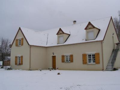 Maison a vendre La Guerche-sur-l'Aubois 18150 Cher 214 m2 9 pièces 340241 euros
