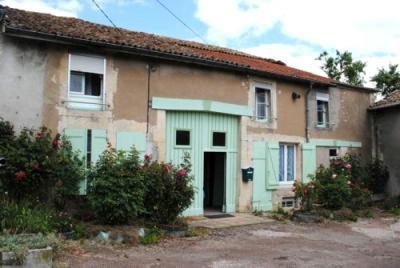 Maison a vendre Bonnet 55130 Meuse 5 pièces 47700 euros