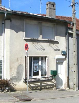 Maison a vendre Gondrecourt-le-Château 55130 Meuse 124 m2 6 pièces 58000 euros