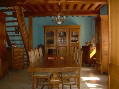 Maison a vendre Montiers-sur-Saulx 55290 Meuse 150 m2 7 pièces 114600 euros