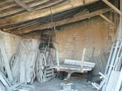 Maison a vendre Guizengeard 16480 Charente 50 m2 3 pièces 65000 euros
