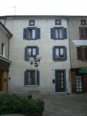 Maison a vendre Massiac 15500 Cantal 5 pièces 135272 euros