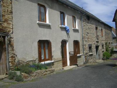 propriete a vendre Molèdes 15500 Cantal 4 pièces 83772 euros
