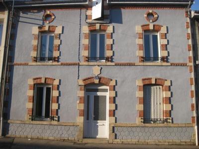 Maison a vendre Sermaize-les-Bains 51250 Marne 6 pièces 108000 euros