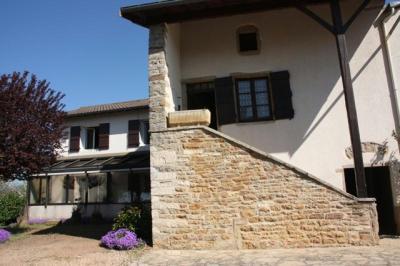 Maison a vendre Péronne 71260 Saone-et-Loire 5 pièces 227972 euros