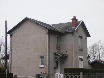 Appartement a vendre Courtalain 28290 Eure-et-Loir 38 m2 2 pièces 60000 euros