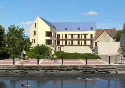 Appartement a vendre Paray-le-Monial 71600 Saone-et-Loire 53 m2 3 pièces 180690 euros