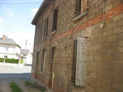 Maison a vendre Sermaize-les-Bains 51250 Marne 5 pièces 15900 euros