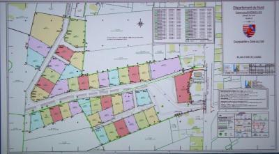 Terrain a batir a vendre Avesnelles 59440 Nord 530 m2  35394 euros