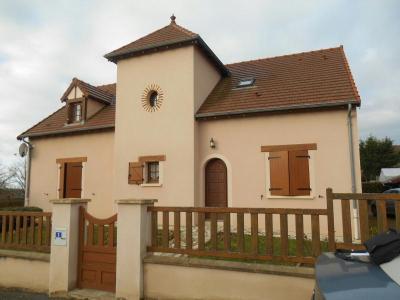 Maison a vendre Bourbon-Lancy 71140 Saone-et-Loire 6 pièces 217600 euros