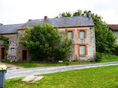 Maison a vendre Ladapeyre 23270 Creuse 2 pièces 10600 euros