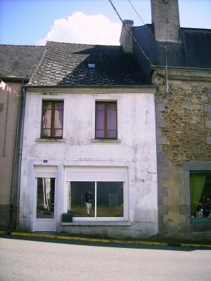 Maison a vendre La Trinité-Porhoët 56490 Morbihan 112 m2 4 pièces 31800 euros