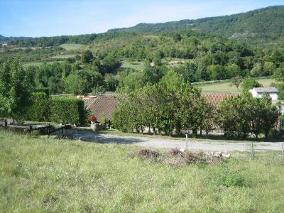 Terrain a batir a vendre Bourdeaux 26460 Drome 1300 m2  57000 euros