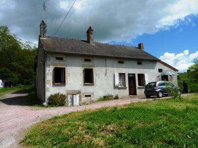 Maison a vendre Curgy 71400 Saone-et-Loire 90 m2 5 pièces 86000 euros