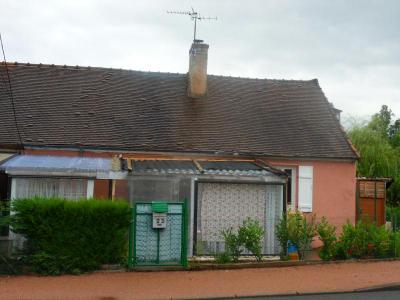 Maison a vendre Bourbon-Lancy 71140 Saone-et-Loire 2 pièces 58000 euros
