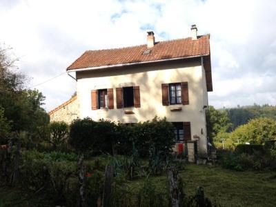 Maison a vendre Sous-Parsat 23150 Creuse 130 m2 5 pièces 135200 euros