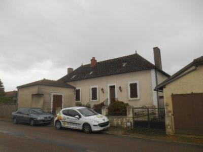Maison a vendre Chalmoux 71140 Saone-et-Loire 5 pièces 83700 euros
