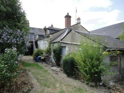 Maison a vendre Guérigny 58130 Nievre 82 m2 4 pièces 31800 euros
