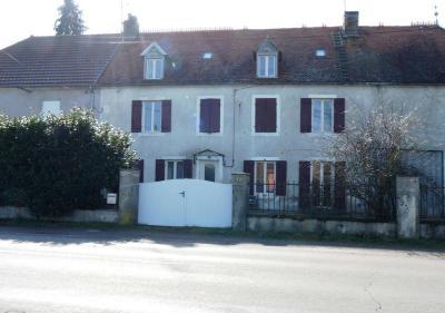 Maison a vendre Épinac 71360 Saone-et-Loire 9 pièces 158000 euros