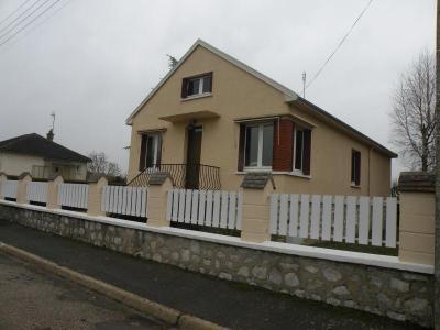 Maison a vendre Saint-Georges-sur-Eure 28190 Eure-et-Loir 107 m2 7 pièces 197000 euros