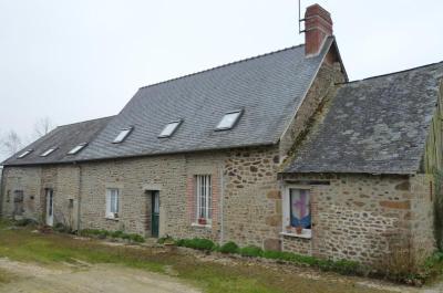 Maison a vendre Châtillon-sur-Colmont 53100 Mayenne 77 m2 4 pièces 83770 euros
