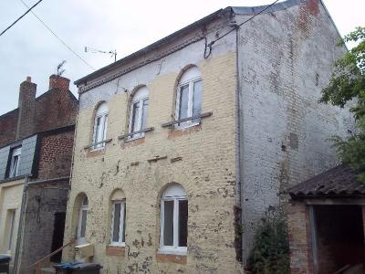 Maison a vendre Fourmies 59610 Nord 5 pièces 10600 euros