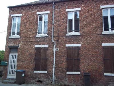 Maison a vendre Fourmies 59610 Nord 4 pièces 31800 euros