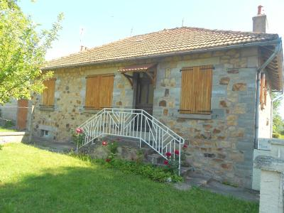 Maison a vendre Marcolès 15220 Cantal 74 m2  104357 euros