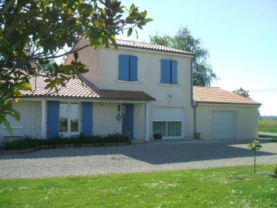 Maison a vendre Saint-Laurent-de-Belzagot 16190 Charente 159 m2 11 pièces 202222 euros