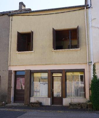 Maison a vendre Alrance 12430 Aveyron 7 pièces 42500 euros