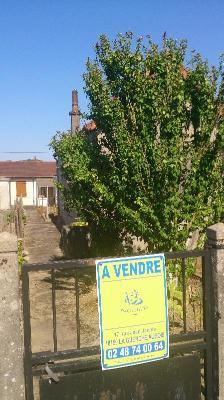 Maison a vendre Jouet-sur-l'Aubois 18320 Cher 45 m2 3 pièces 52871 euros