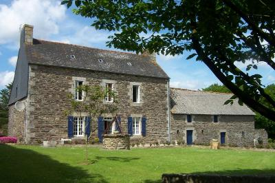 Maison a vendre Pont-Melvez 22390 Cotes-d'Armor 4 pièces 227945 euros