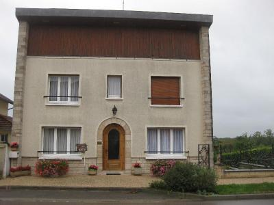 Maison a vendre Vanault-les-Dames 51340 Marne 9 pièces 120000 euros