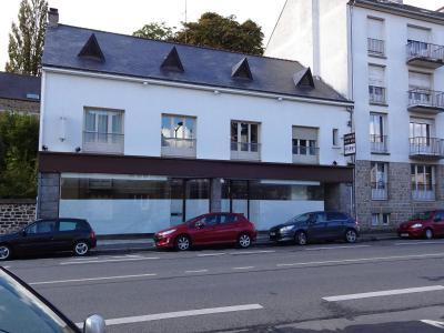 Location fonds et murs commerciaux Fougères 35300 Ille-et-Vilaine 290 m2  1300 euros