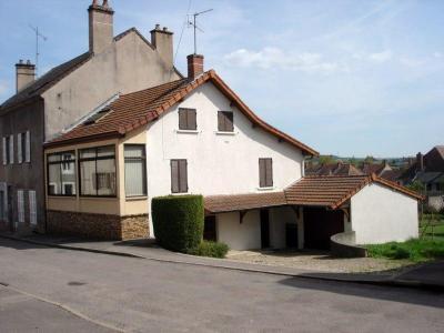 Maison a vendre Épinac 71360 Saone-et-Loire 132 m2 4 pièces 115000 euros