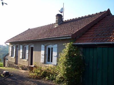Maison a vendre Saint-Julien-de-Jonzy 71110 Saone-et-Loire 3 pièces 124972 euros