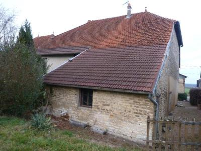 Maison a vendre Villers-Farlay 39600 Jura 86 m2 8 pièces 95000 euros