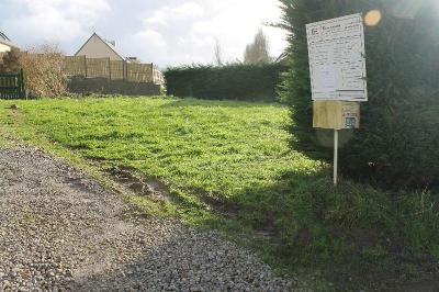 Terrain a batir a vendre Plouvien 29860 Finistere 435 m2  44630 euros