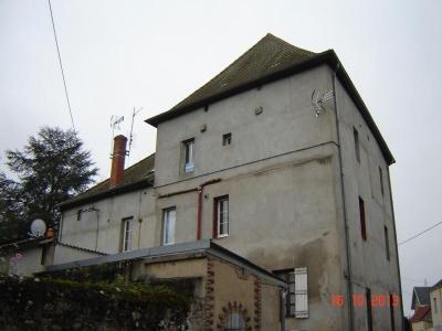 Appartement a vendre Toulon-sur-Arroux 71320 Saone-et-Loire 74 m2 3 pièces 53800 euros